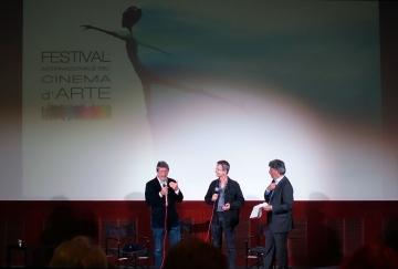 Festival-Internazionale-del-Cinema-d'Arte-Milano_Andrea-Purgatori_Roland-Fuhrmann_Luca-Cavadini