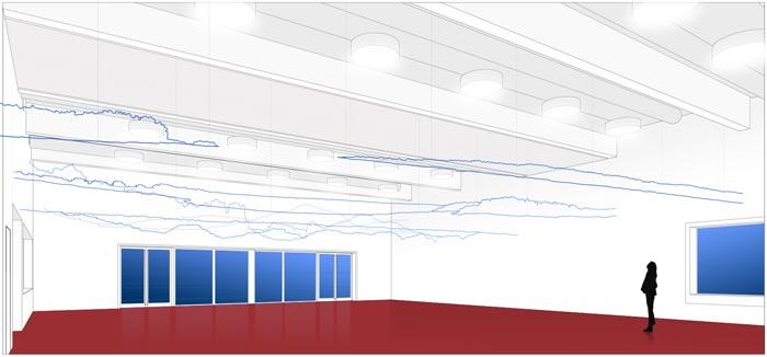 PANORAMA imaginär – Wettbewerbsentwurf für die Deutsch-Polnische Beggenungsschule Willy Brandt in Warschau