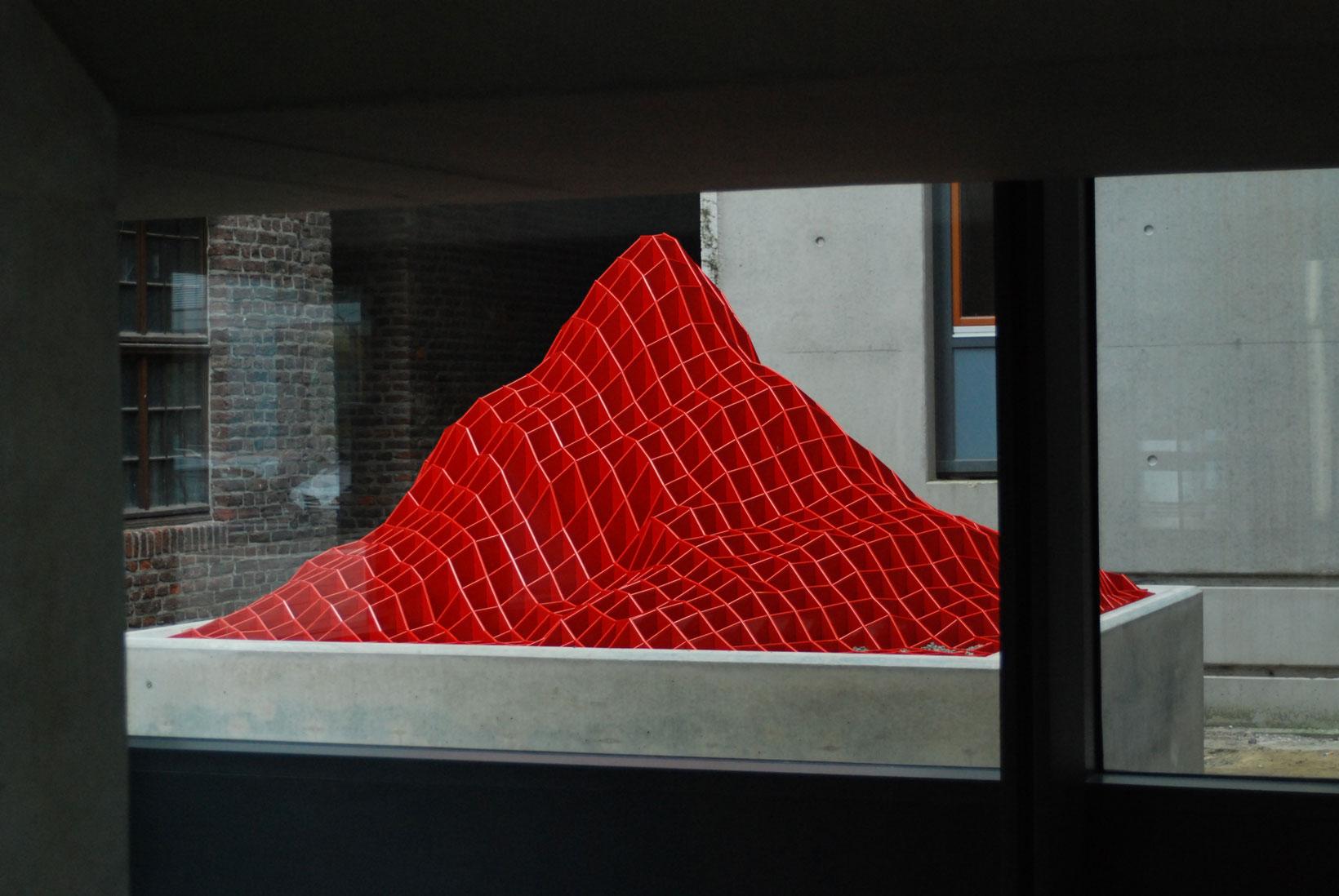 Roter Berg, Goch