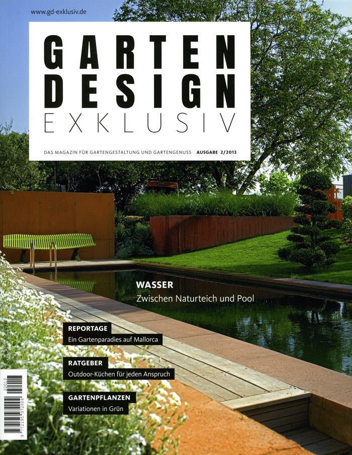 garten design exklusiv. Black Bedroom Furniture Sets. Home Design Ideas