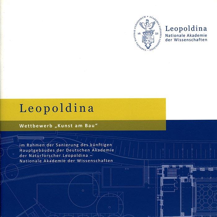 """Leopoldina: Wettbewerb """"Kunst am Bau"""""""