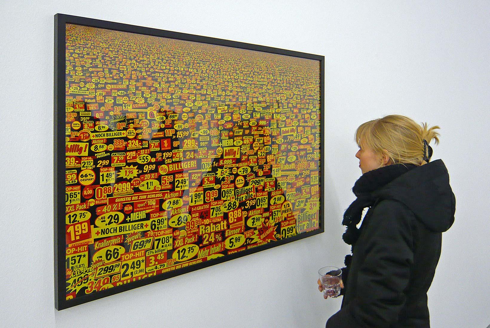 Schwarz Rot Gold, digitale Fotomontage, Roland Fuhrmann