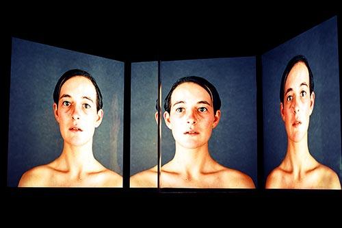 3D-PORTRAITS Stereofotografien
