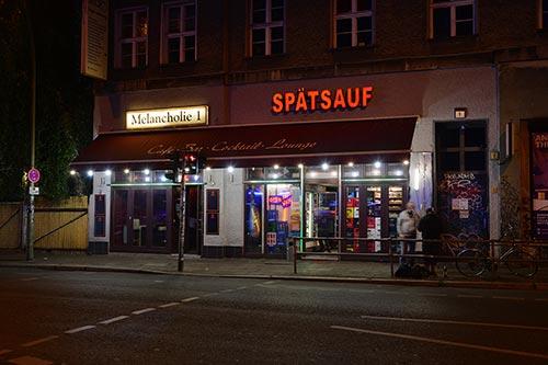 LAPSUS LINGUAE Berlin, Fotoserie