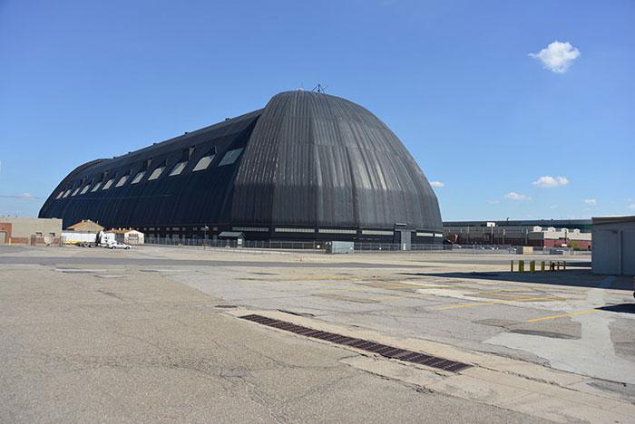 Airdock, Akron/Ohio © Roland Fuhrmann, 2013
