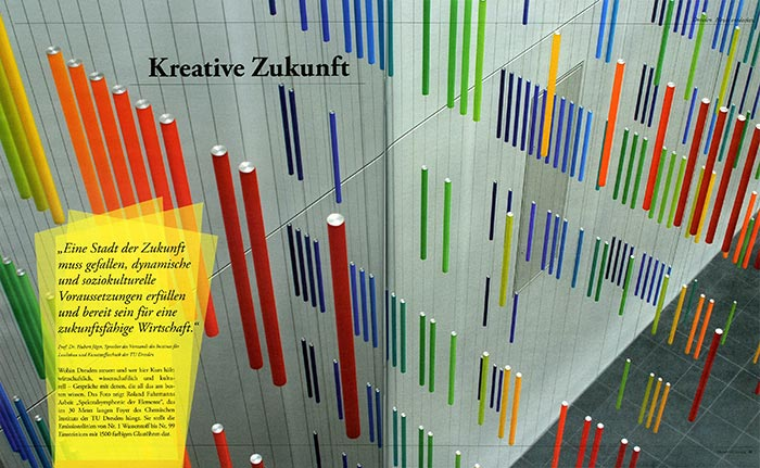 ZEIT Magazin, Spektralsymphonie der Elemente, Roland Fuhrmann, 2017