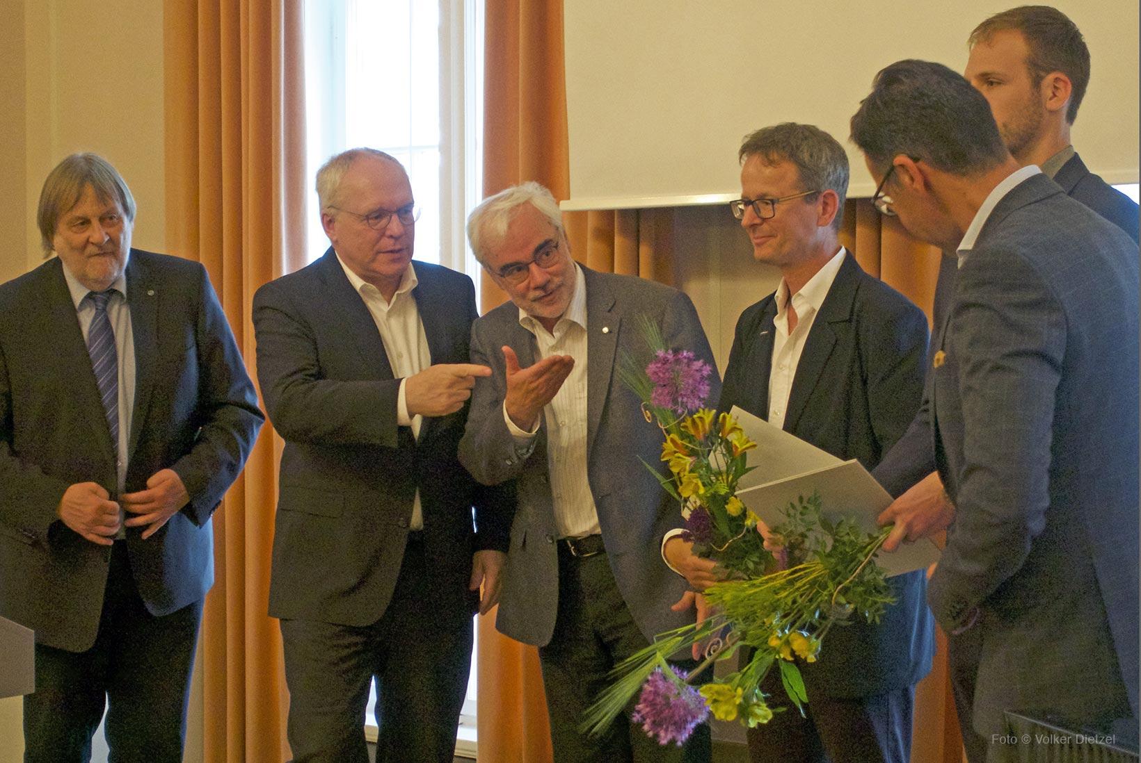 Roland Fuhrmann, Kurt-Beyer-Preis 2018