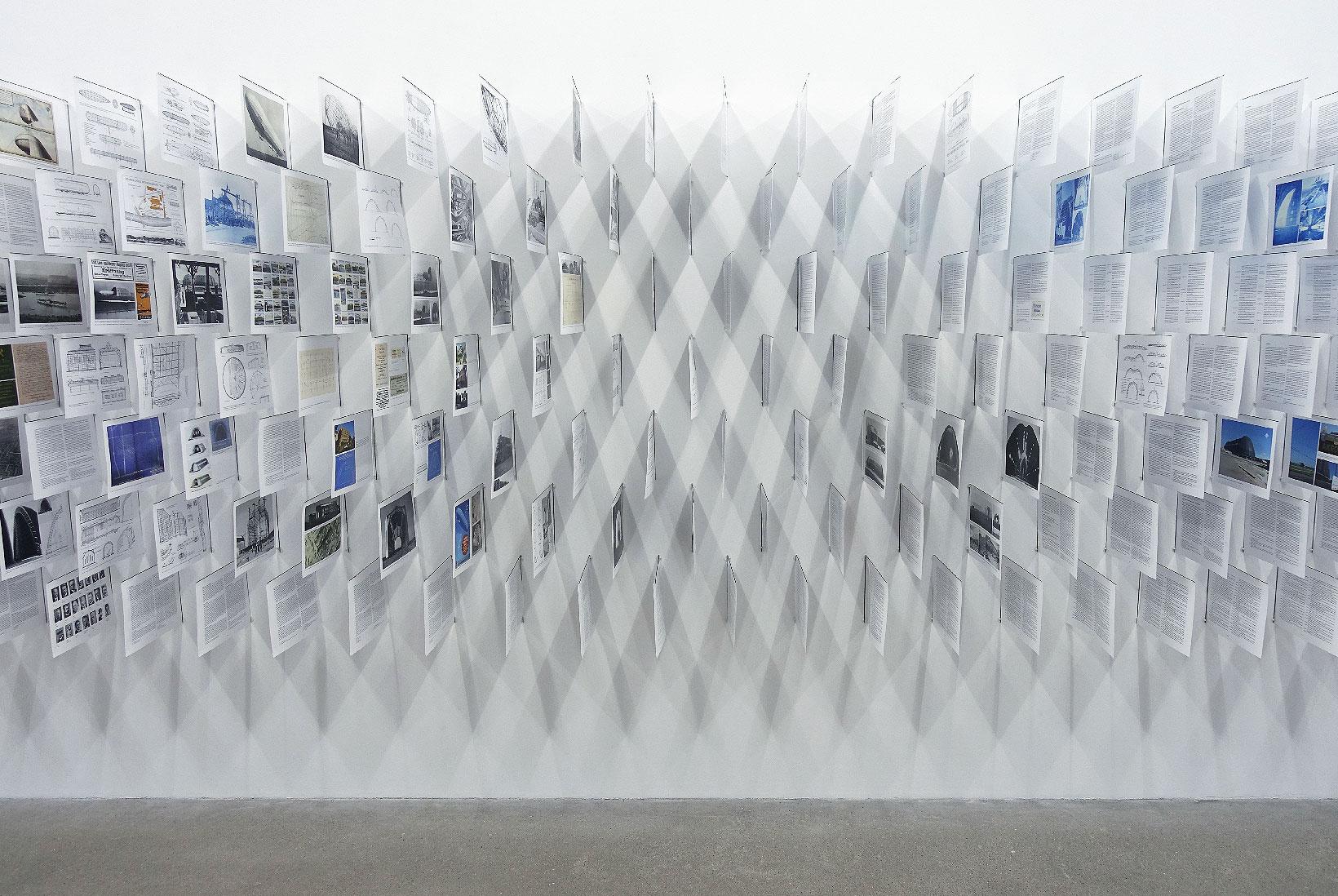 Ausstellung zur Verschmelzung von Kunst und Technik zum Ingenieurkunstwerk