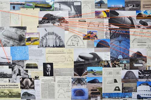 Roland Fuhrmann, aerodynamische Luftschiffhallen